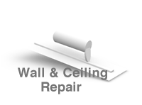wall celing repair
