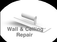 wall celing repair